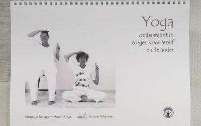 Yoga ondersteunt in het zorgen voor jezelf en de ander
