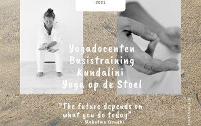 Basistraining Kundalini Yoga op de Stoel voor leraren september 2021